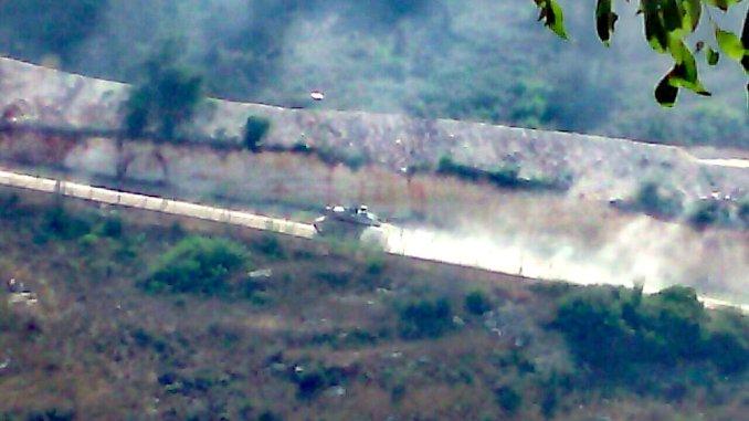 Takut Hizbullah, Israel Kerahkan Kendaraan Tempur Tak Berawak