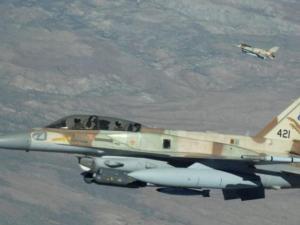 Jet-jet Tempur Israel Mengintai Perbatasan Suriah-Lebanon
