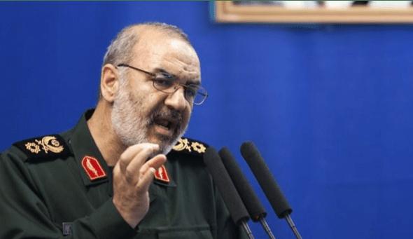Jendral Iran: Jangan Takut Ancaman AS, Mereka Membusuk di Dalam