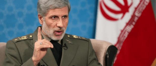 Menhan Iran: Kami Akan Terus Tingkatkan Kekuatan Rudal