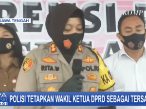 Gelar Konser Dangdut dan Sunatan, Polisi Resmi Tetapkan Wakil Ketua DPRD Tegal Jadi Tersangka