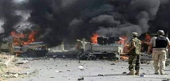Pasukan Yaman Selangkah Lagi Rebut Provinsi Marib dari Koalisi Saudi