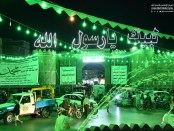 Masyarakat Yaman Bersiap Rayakan Maulid Nabi Muhammad