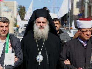 Uskup Palestina Kecam Macron atas Penghinaan terhadap Nabi Muhammad
