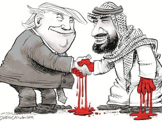 Pengadilan Yaman Jatuhkan Hukuman Mati ke Trump, MBS, dan Raja Salman