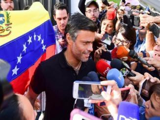 Tokoh Oposisi Venezuela Kabur ke Spanyol