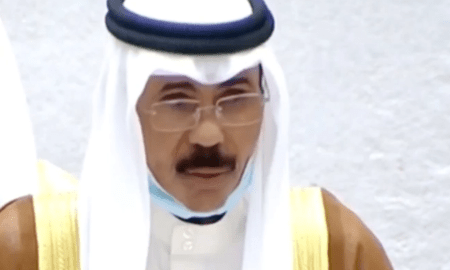 Emir Baru Kuwait Berjanji Terus Bela Palestina