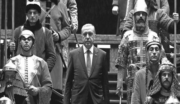 Jurnalis Ceko Bongkar Cara Licik Erdogan Bangkitkan Kembali Kekaisaran Ottoman di Azerbaijan