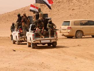 Pasukan Irak Tewaskan Komandan ISIS di Kirkuk
