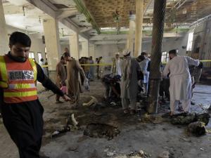 Ledakan Guncang Masjid di Pakistan, 7 Orang Tewas 70 Lainnya Luka-luka