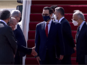 Video: Netanyahu Sambut Kunjungan Resmi Pertama Delegasi UEA ke Israel