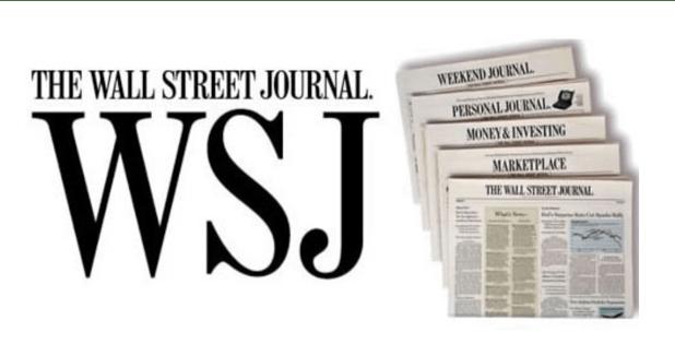 Wall Street Jurnal Terjungkal Pasca AS Catat Rekor Tertinggi Kasus Corona