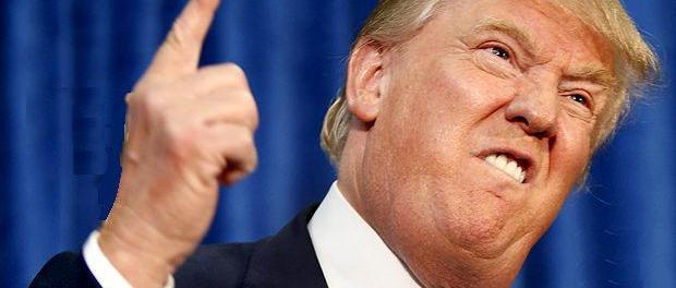 Trump Sebut Pengunjuk Rasa 'Binatang'