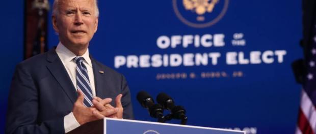 Abaikan Trump, Biden Bentuk Tim Pemerintahan