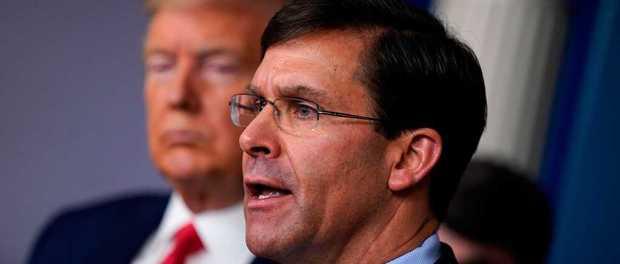 Pergantian Kepala Pentagon Munculkan Spekulasi Rencana Militer Trump
