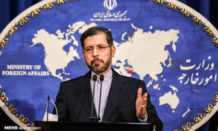 Khatibzadeh: Pompeo segera Berada di Tumpukan Abu Sejarah
