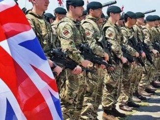 Rahasikan ke Publik dan Parlemen, Inggris Kirim Pasukan ke Saudi untuk Lindungi Fasilitas Minyak