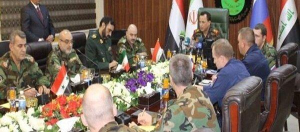 Baghdad: Iran, Irak, Suriah dan Rusia Saling Berbagi Informasi Keamanan