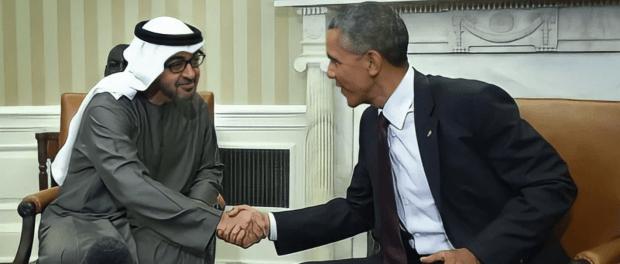 Obama Sebut Putra Mahkota UEA 'MBZ' Pemimpin Tercerdas di Teluk