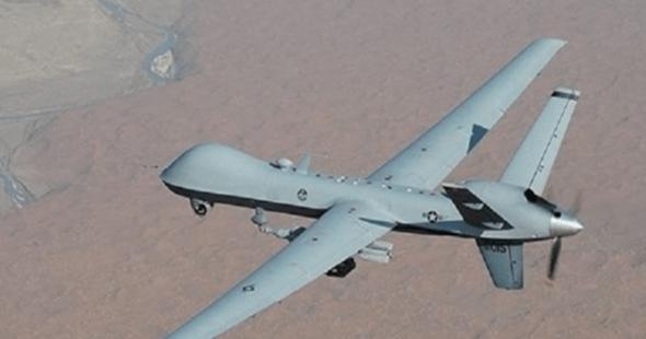 Terbongkar, Intelijen AS Kerahkan Drone dalam Operasi Pengeboman di Yaman