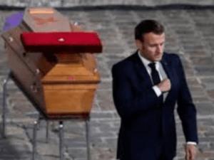 """Dina Sulaeman: Hina Nabi, Macron Presiden """"Koplak"""" Prancis"""