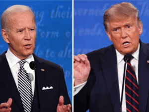 Jalan Biden Menuju Gedung Putih di Hambat Trump, Benarkah?