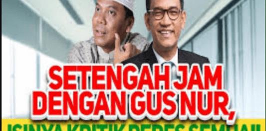 Bareskrim Polri Besok Panggil Refly Harun Terkait Kasus Sugi Nur