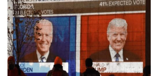 TERBONGKAR! Beberapa Negara Teluk Danai Kampanye Trump