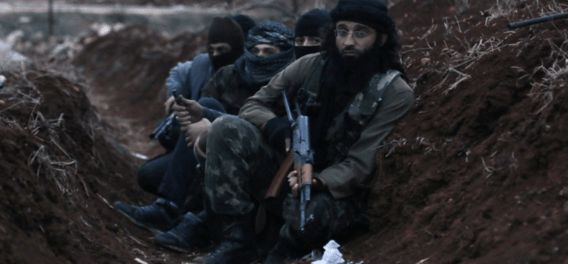 Teroris Pro Turki Kehilangan Pangkalan Penting di Aleppo Barat
