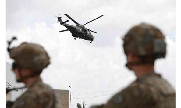 Pakar Hukum: Langgar Kedaulatan Irak, Irak Bisa Laporkan AS ke PBB