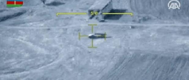 Kemenhan Rilis Video Tentara Azerbaijan Hancurkan Sistem Anti-Pesawat Armenia