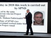 NYT: Para Pejabat AS Sebut Israel Berada di Balik Pembunuhan Ilmuwan Nuklir Iran