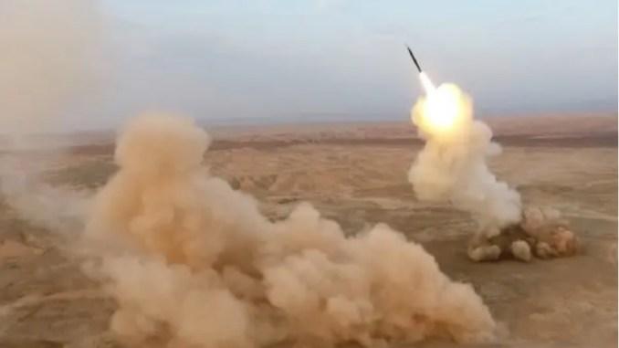 Pasukan IRGC Serang Kelompok Militan di Provinsi Azerbaijan
