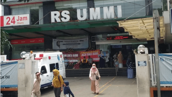 Kecolongan Soal Tes Swab Mandiri Habib Rizieq, Walikota Bogor Tegur Keras RS Ummi