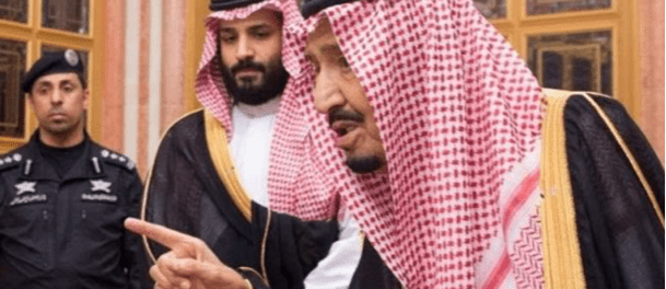 Trump Kalah, Saudi Gelontorkan Miliaran Dolar
