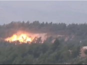 Rusia Rilis Serangan Dahsyat ke Kamp Pelatihan Jihadis di Idlib