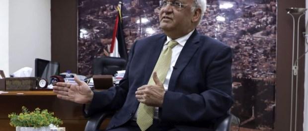 Innalillah, Saeb Erekat Sekjen PLO Meninggal Karena COVID-19