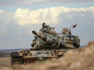 Tentara Turki dan Militan Dukungannya Tingkatkan Serangan ke Suriah Utara