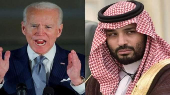 FP: Putra Mahkota Saudi Sangat Khawatir atas Kemenangan Biden