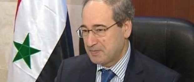 Faisal Mekdad Ditunjuk jadi Menlu Baru Suriah Gantikan Mendiang Al-Muallem