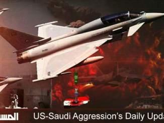 Koalisi Saudi Terus Bombardir Berbagai Wilayah di Yaman