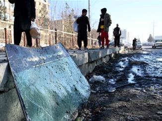 Serangkaian Roket Serang Ibukota Afghanistan, Tewaskan dan Lukai Warga