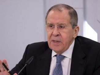 Lavrov: Kebijakan AS di Mediterania Tak Konstruktif
