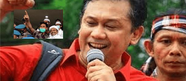 Denny Siregar: Kapan Munarman Dijemput, Pak Polisi?
