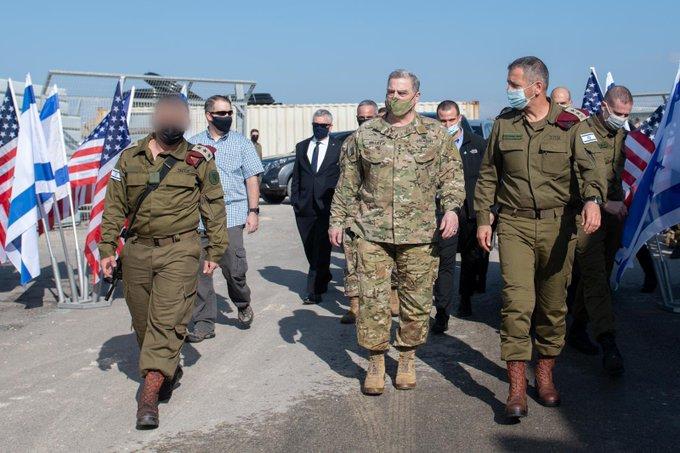 Ditengah Ancaman Pembalasan Iran, Komandan Tertinggi Militer AS Kunjungi Israel