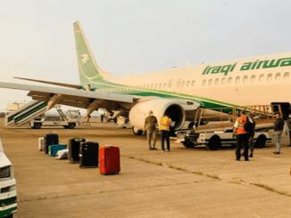 Ledakan Misterius di Bandara Internasional Baghdad