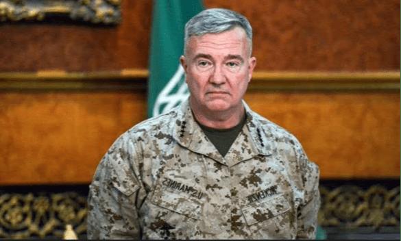 Jenderal Frank McKenzie