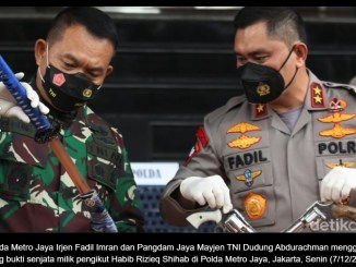 Ini Profil Laskar Khusus FPI yang Serang Polisi di Tol Cikampek
