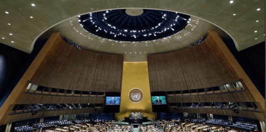Majlis Umum PBB Adopsi 5 Resolusi Anti-Israel