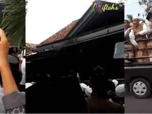 Tak Terima Habib Rizieq Dipanggil Polisi, Massa Gerebek Rumah Mahfud MD di Pamekasan
